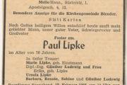 Todesanzeige-Paul-Lipke