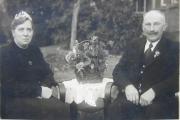 Silberhochzeit-Heinrich-Schaefer-und-Elisabeth-Meyer-1948