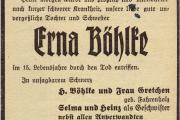 Todesanzeige-Erna-Boehlke
